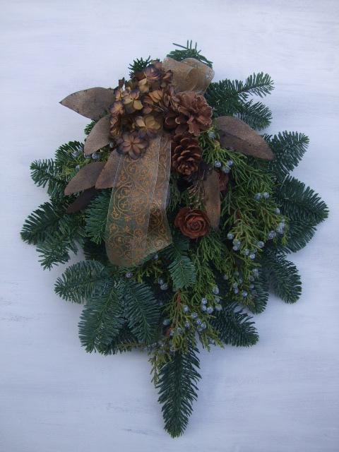 オークリーフ(クリスマスリース)_f0049672_1764591.jpg