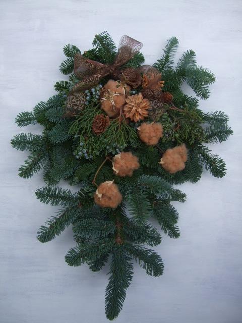 オークリーフ(クリスマスリース)_f0049672_17878.jpg