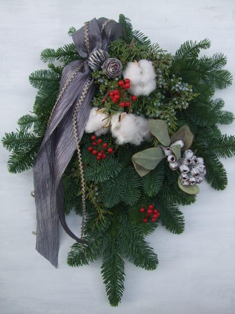 オークリーフ(クリスマスリース)_f0049672_17977.jpg