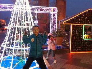 木曽三川公園のイルミネーションもいいです_c0215194_0192083.jpg