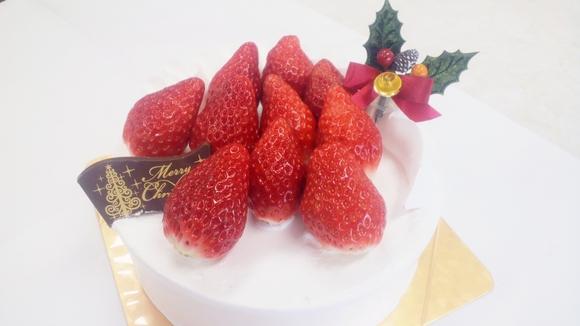 ♪ ♪ ♪ ~ クリスマスケーキのご注文はお早めに ~_b0214599_1252121.jpg