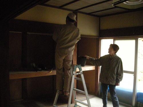 H様邸(吉田町上入江)和室リフォーム工事_d0125228_803689.jpg