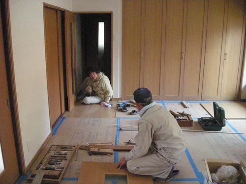 H様邸(吉田町上入江)和室リフォーム工事_d0125228_874032.jpg