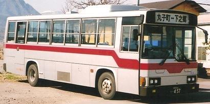 上電バス 日野U-RJ3HJAA +日野車体_e0030537_292046.jpg