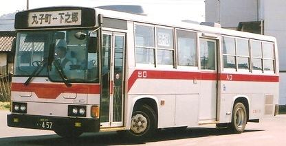 上電バス 日野U-RJ3HJAA +日野車体_e0030537_29744.jpg