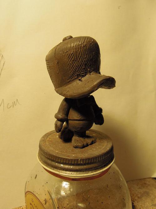 Cap Duckのミニちゃんをご紹介_a0077842_19332569.jpg