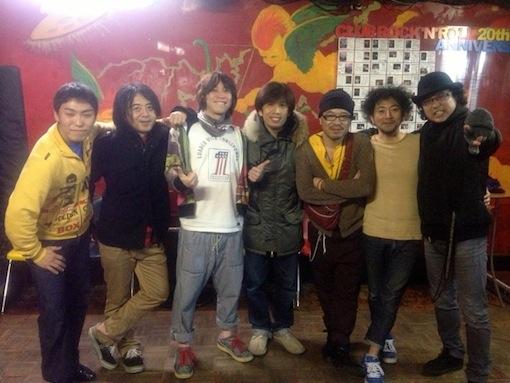 12/2 名古屋 Rock n\' Roll_e0100250_8243336.jpg