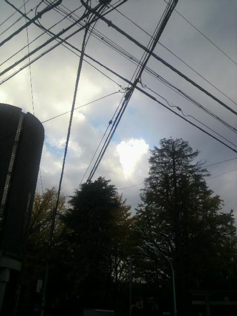 『一筋の光り』_a0075684_0505157.jpg