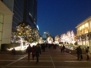 新宿イルミネーション_f0110089_2037458.jpg