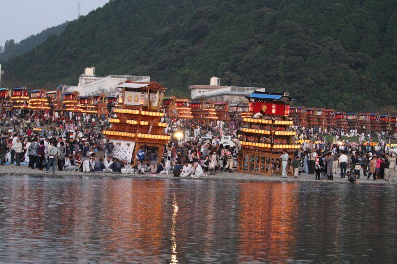 西条祭り(3)お宮入り_d0148902_20462715.jpg