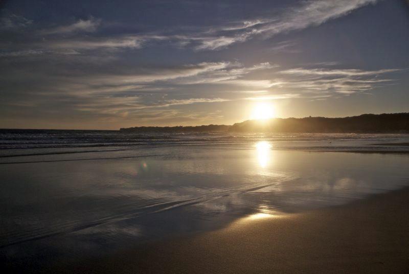 今日の夕陽。_c0127403_22345039.jpg