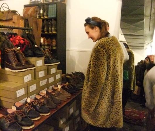 ニューヨークの男性をターゲットにしたポップアップ店 The Pop-Up Flea_b0007805_13425610.jpg
