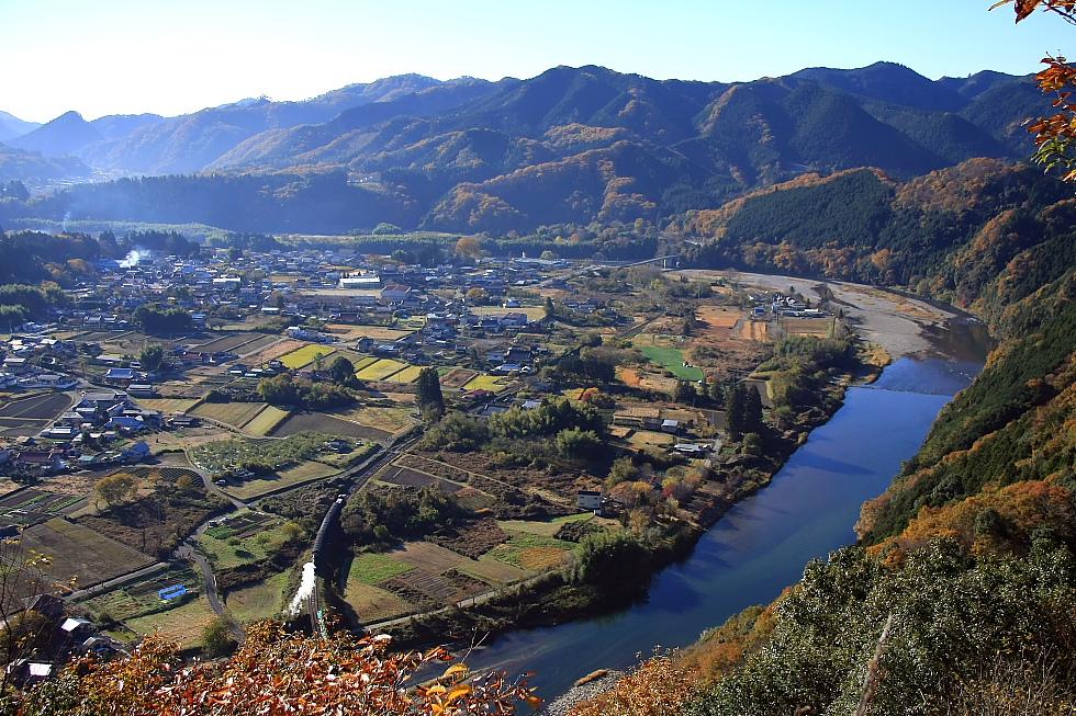 朝の風景 - 2012年晩秋・水郡線 -_b0190710_23524769.jpg