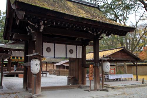 河合神社と糺の森_e0048413_1973099.jpg