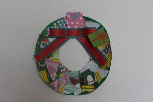 おしゃれな床屋のクリスマスの飾りつけ_e0145332_15193499.jpg