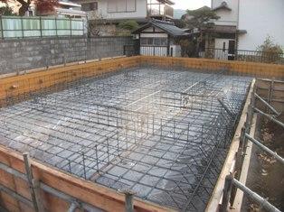蟻ヶ崎の住宅 ~ 基礎工事 3_e0180332_1905443.jpg