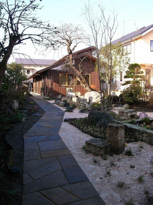 Sさんの家(2010) OM2年点検 2012/12/6_a0039934_17315823.jpg
