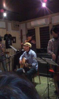 マシュー&井上大地さん LIVE!_d0191640_21555242.jpg