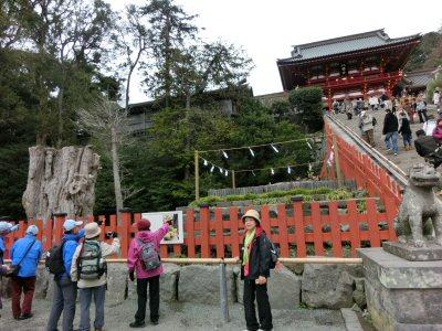 鎌倉七福神ウォーク_f0019247_20393388.jpg