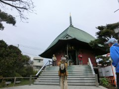 鎌倉七福神ウォーク_f0019247_20514031.jpg