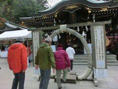 鎌倉七福神ウォーク_f0019247_2183834.jpg