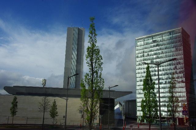 ルクセンブルクの旅 (2) ルクセンブルクの新市街_c0011649_085138.jpg