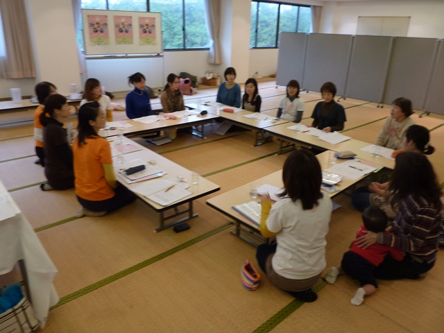 音育児講座に参加しました(^^)/_b0226863_1114575.jpg