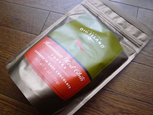 Hawaiian Red Chili Toffee@Big Island Candies_c0152767_21525764.jpg