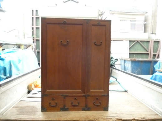 蔵にあった家具の修理終わりました_f0052181_19524118.jpg