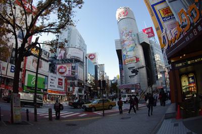 12月6日(木)の渋谷109前交差点_b0056983_18583488.jpg