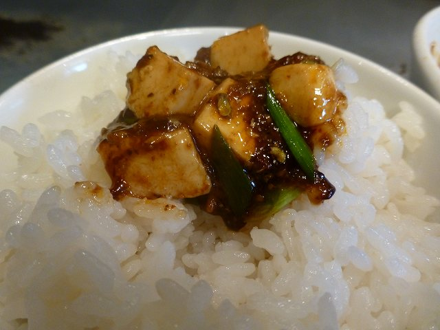 中国厨房 しゃんらん   玉造_c0118393_19245273.jpg