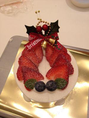 いちごのケーキ_e0249196_732325.jpg