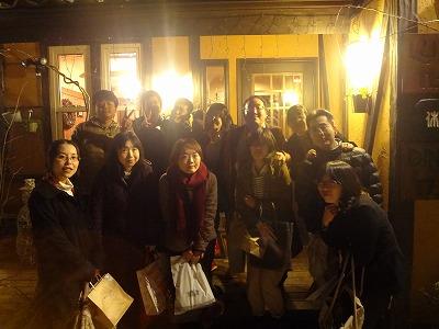 4年ぶりのクリスマスパーティー 【Chef's Report】_f0111415_22251197.jpg