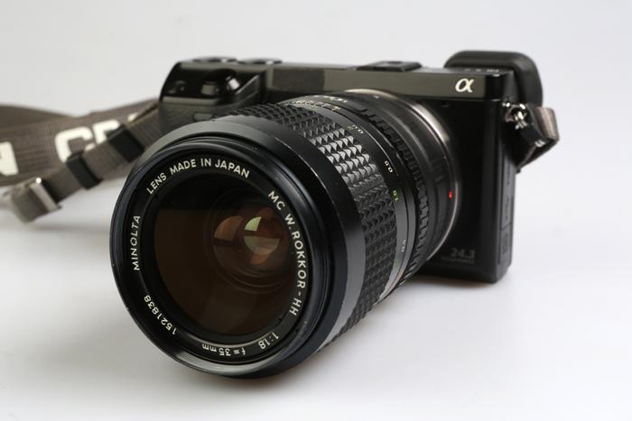 【NEX-7】 標準レンズの選択  スカイツリー・押上〜京島 実写編_c0035245_23441184.jpg