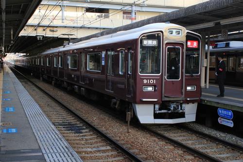 阪急9001F 特急 新開地_d0202264_1835591.jpg