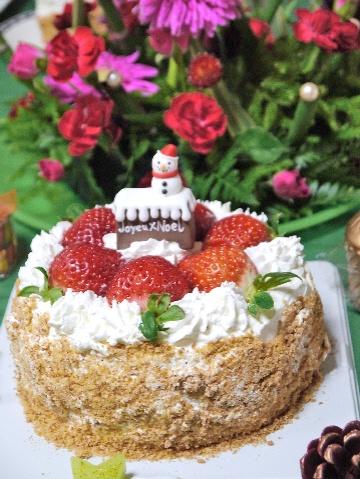 12月のすぴかパン教室 :クリスマスのテーブル_e0086864_21262823.jpg