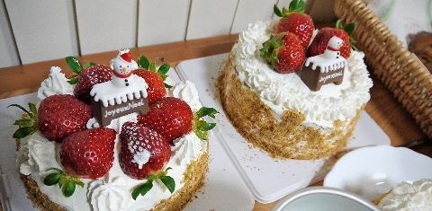 12月のすぴかパン教室 :クリスマスのテーブル_e0086864_2140054.jpg