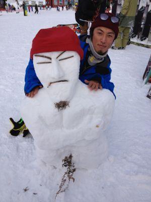 北海道7日目 ☆ 札幌国際スキー場_c0151965_14152567.jpg