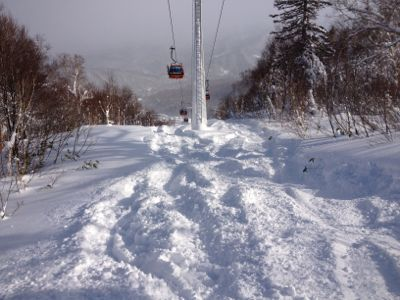 北海道7日目 ☆ 札幌国際スキー場_c0151965_1415689.jpg
