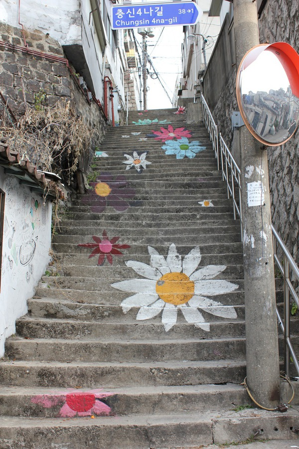 ソウルの駱山(ナッサン)公園から「路上美術館」へ、楽しい遠足_a0223786_7524236.jpg