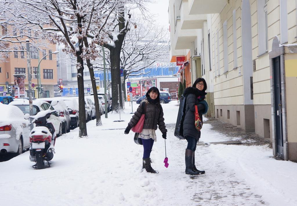 ベルリン、真っ白です。_c0180686_6144263.jpg