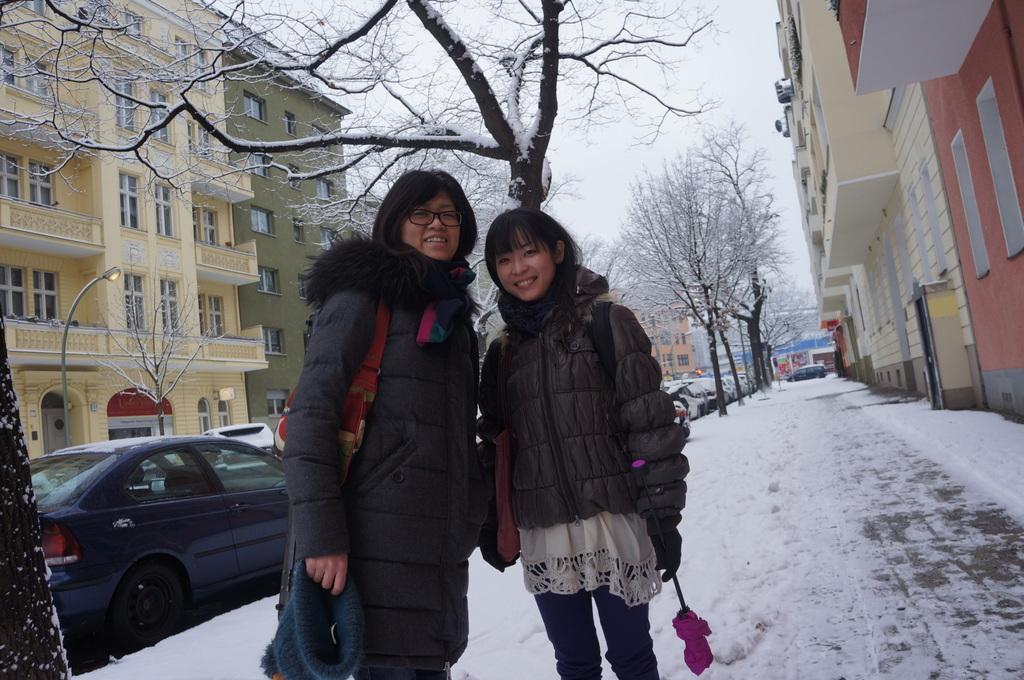 ベルリン、真っ白です。_c0180686_615072.jpg