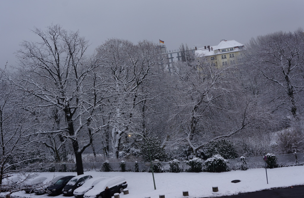 ベルリン、真っ白です。_c0180686_6151299.jpg