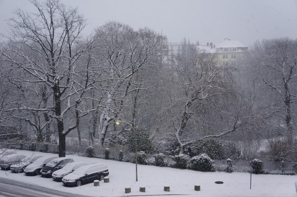 ベルリン、真っ白です。_c0180686_616569.jpg