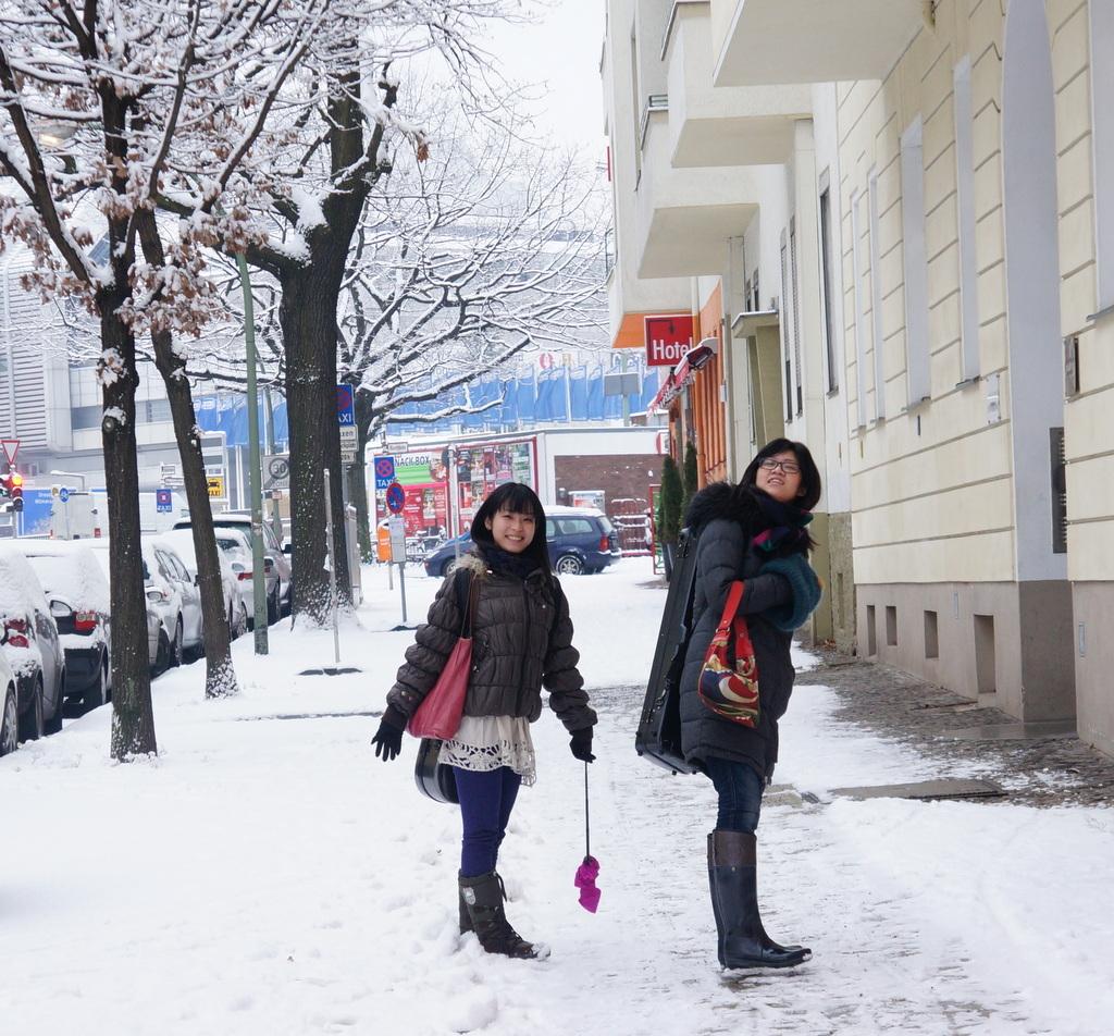 ベルリン、真っ白です。_c0180686_6193029.jpg
