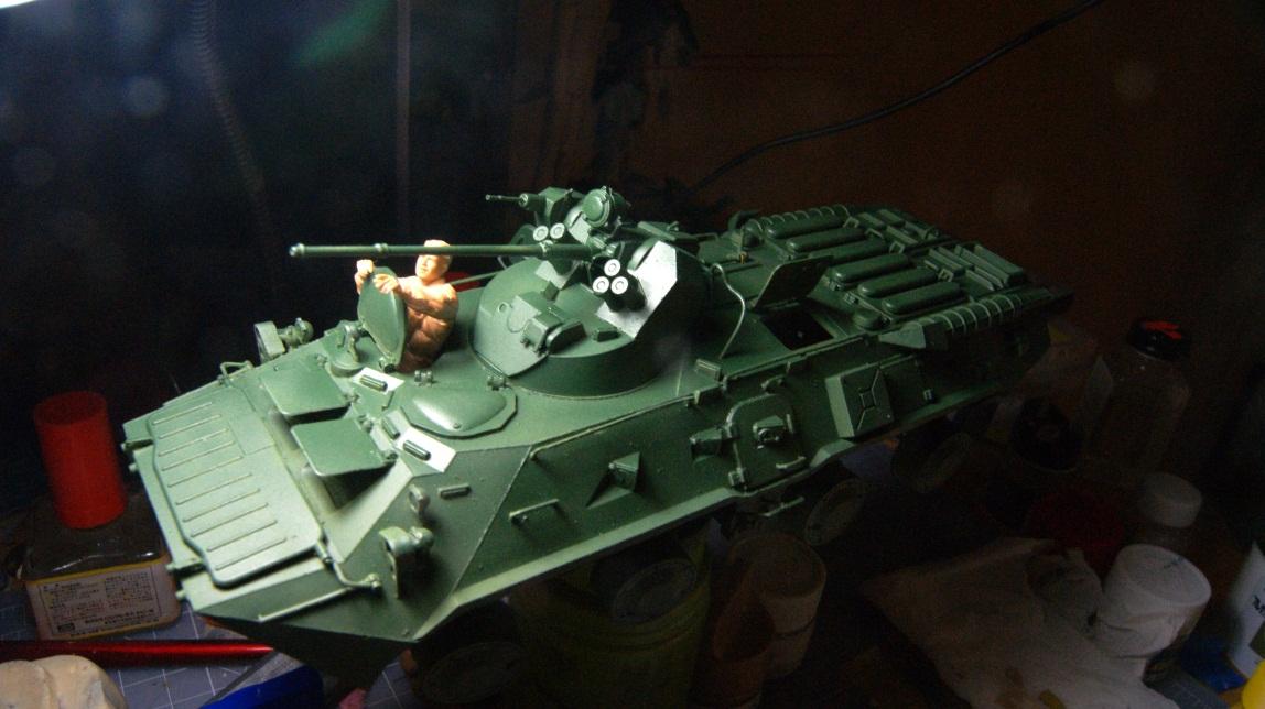 Zvezda 1/35 BTR-80a WIP 2_a0055093_4344288.jpg