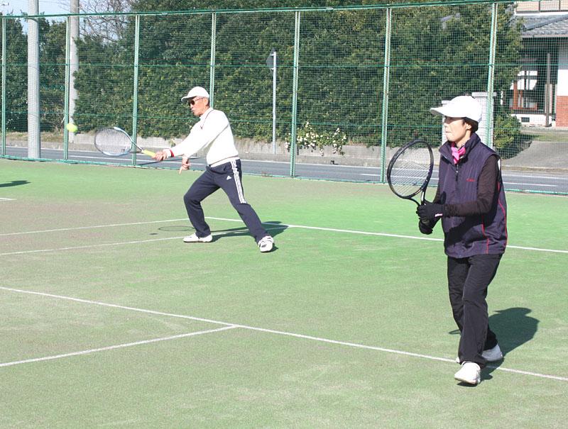 山武郡市シニアテニスクラブの忘年合宿_b0114798_9425955.jpg