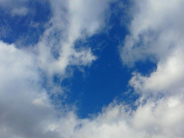 青空♪_c0140599_1125079.jpg
