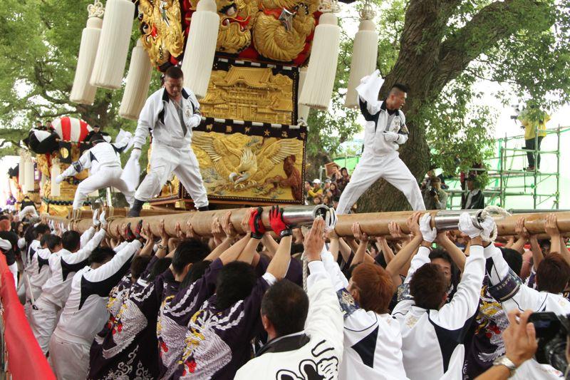 新居浜太鼓祭り(1)_d0148902_18203631.jpg