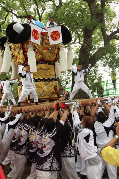 新居浜太鼓祭り(1)_d0148902_1883823.jpg